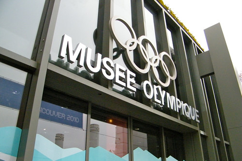 Olympic Museum, Lausanne, Switzerland