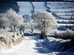 The Road from Gorey (murtphillips) Tags: snow david martin phillips january kenny wicklow wexford soe 2010 winterbeauty brideswell murt carnew castlewhite mygearandme