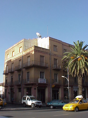 A Building in Asmara