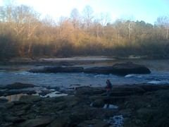 Iz at the Shoals