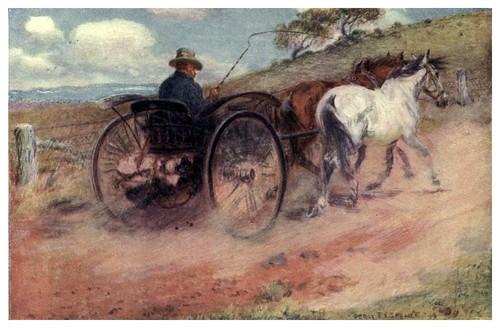 023-Los correos de Su Majestad en territorio australiano-Australia (1910)-Percy F. Spence