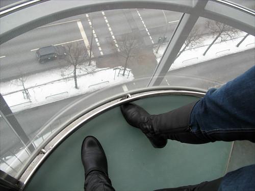 Le Ciel elevator