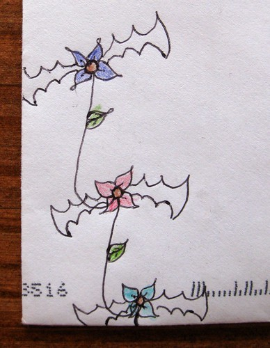 Flower Bats