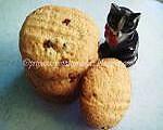 Priya's Tutti Fruiti Cornmeal Cookies