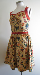 Tattoo Dress - Full Front