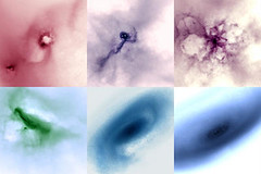 Formación de galaxias