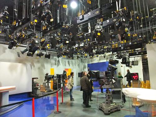 A TV Studio