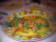 檸香龍艾義大利蝦餃