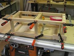IMG_6852 (gfixler) Tags: clamp frame clamps clamping tradesman bessey glueup drawerbox lathestand
