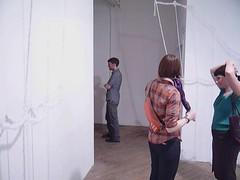 """Secret Passage"" 2009 CHobbs. Video doc. of installation (charleswesleyhobbs) Tags: secretpassage charleshobbs voxpopulicharleshobbssecretpassagevoxpopuli"