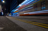 Long Delay On The Trams (_ justintheframe_) Tags: longexposure streets manchester tram lancashire gettyimages justintheframe