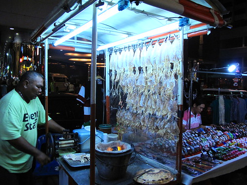IMG_6060 Sotong Bakar, Hatyai ,烧鱿鱼