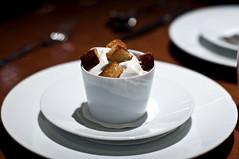 Pudding (nicknamemiket) Tags: nyc newyorkcity food newyork yummy sweet chocolate restaurants delicious foodporn sweets bigapple gramercy michaelanthony hautecuisine gramercytavern chocolatepudding deliciousfood rusticfood chefmichaelanthony