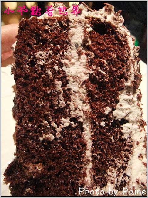 紅葉黑森林蛋糕