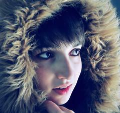 Eskimal (Vhea) Tags: portrait girl face eyes chica bea retrato cara ojos protrait vhea