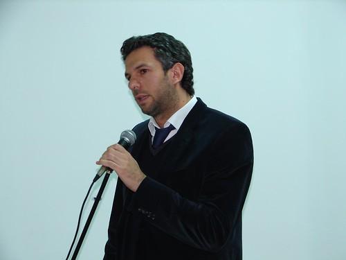 Ο αντιδήμαρχος Κρουσσών κ. Μιχάλης Αναστασιάδης,