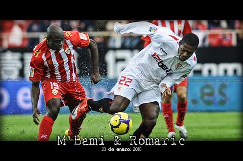 M'Bami & Romaric