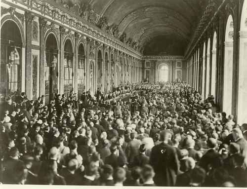 Interior of Versailles