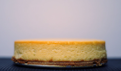 honey ricotta cheesecake