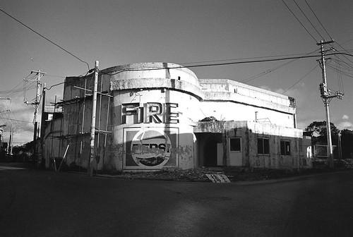 沖縄県沖縄市(コザ) 1980年