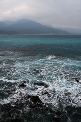 If I Ever Leave This World Alive (kin0be) Tags: ocean delete10 waves taiwan pacificocean eastcoast chenggong sansiantai
