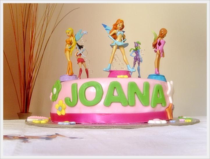 7º Aniversário da Joana 101