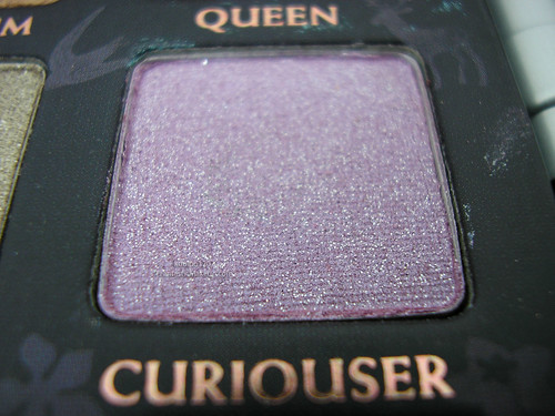 Urban Decay Alice In Wonderland Palette - Curiouser