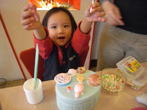 katharine娃娃 拍攝的 8看起來很yummy的糖棍。