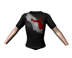 God of War III Promo Shirt Kratos Female