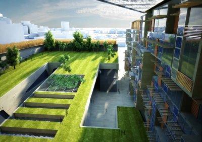 Humedad De Cimientos E Impermeabilizaciones Terrazas Verdes