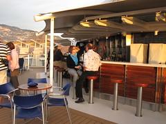 Celebrity Solstice Bar