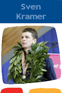 Pictures of Sven Kramer!