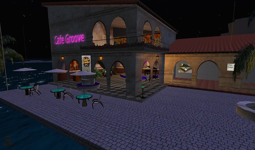 cafe groove on stone pike