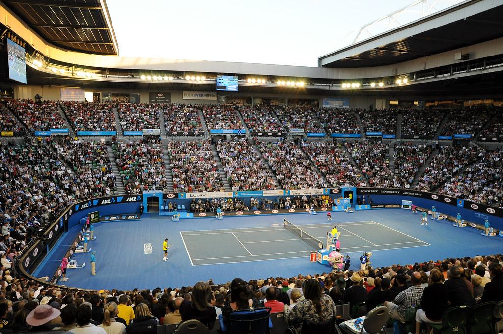 Australian Open semi final