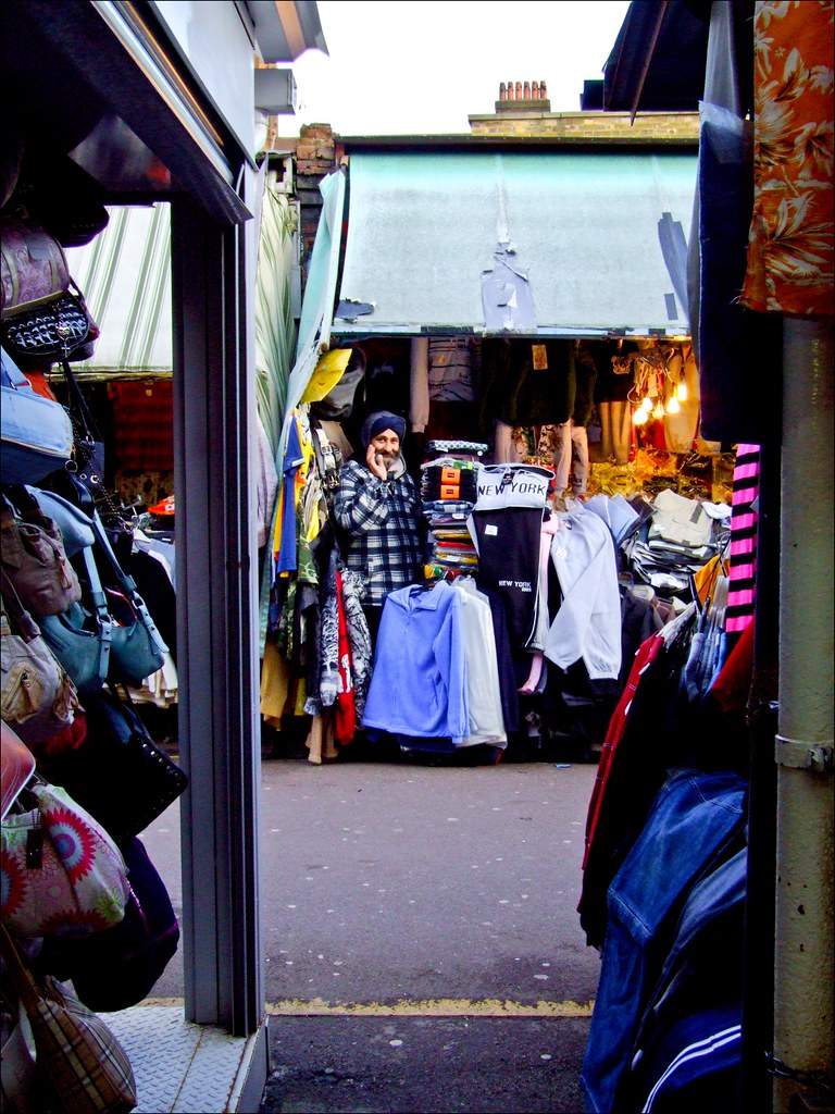 Another London Series | Shepherd's Bush Market