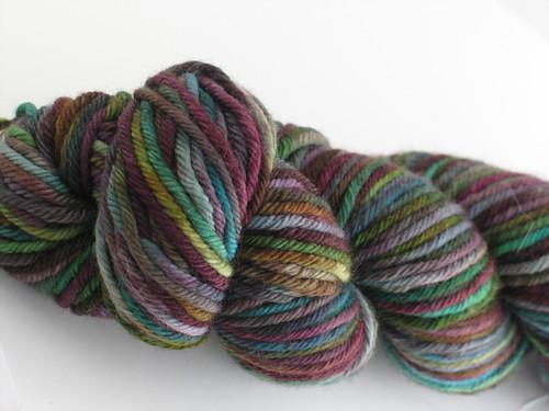 Bulky yarn...