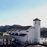 Granada: Iglesia de San Nicolas (Albaicin)