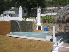 Pool at Casa Colibri