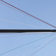 Masterstrokes (Kozology (away here and there)) Tags: canon negativespace mast ropes minimalism abstracted masterstrokes ministract kozology