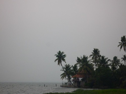 Only place where this can be - KL Backwaters Kumarakom