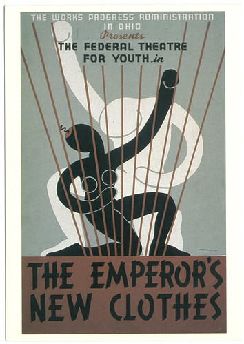 The Emperor's New Clothes, by Harry Reminick_Library of Congress & Promegranate. 5297