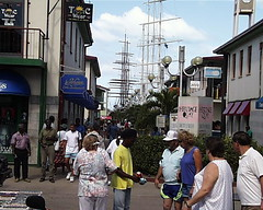 Shopping on Antigua