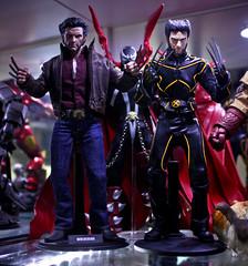 Hot Toys Wolverine Origins and Medicom Wolverine Xmen (Jason A Ryan) Tags: hot toys xmen wolverine origins medicom
