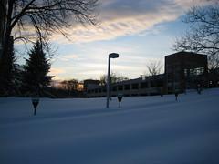 covered (MasterGeorge) Tags: county winter snow ice university apocalypse maryland baltimore blizzard 2010 umbc snowpocalypse