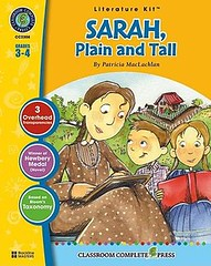 literature-kit-for-sarah-plain-and-tall-grades-3-4