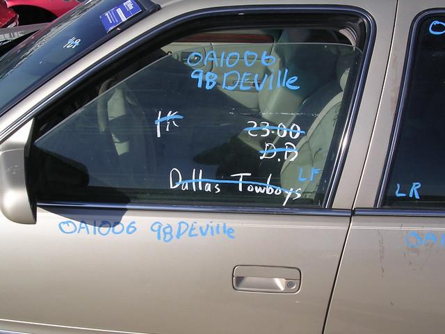 cadillac un 1998 deville 0a1006