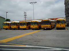 LAUSD 12 (crown426) Tags: schoolbus losangelesunifiedschooldistrict crowncoach supercoach gilligphantom supercoachii