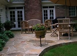 patios garden landscaping