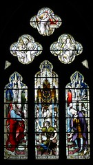 Pharisee and Publican - Tewkesbury Abbey