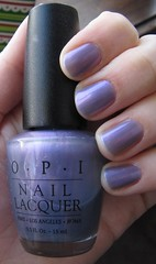 OPI - Ponce De Lilac (AlliMcBally) Tags: purple 1996 nagellack lilac shimmer opi poncedelilac thecaribbeancolors